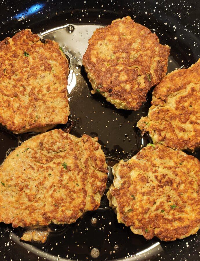 Super sunde klat pandekager til morgenmad eller snack